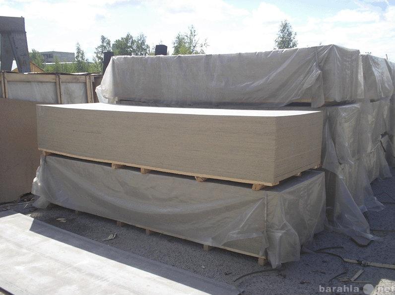 Продам Цементно-стружечная плита