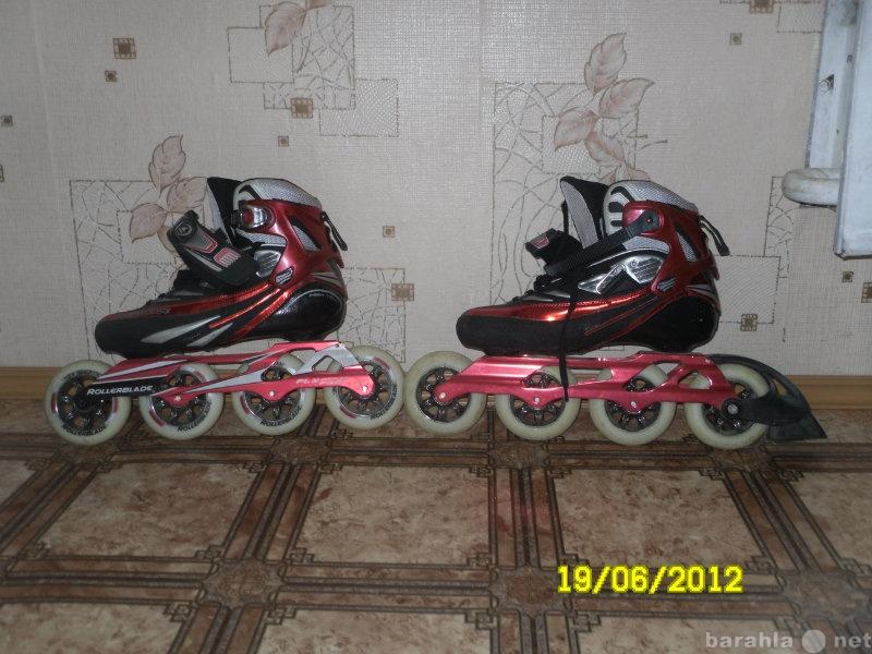 Продам: Роликовые коньки Rollerblade Marathon Ca