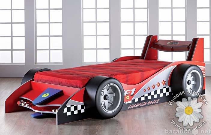 Продам Кровать-машина Ferrari