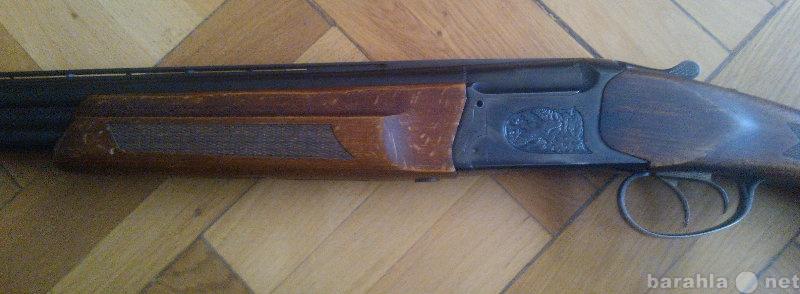 Продам Ружье охотничье двуствольное