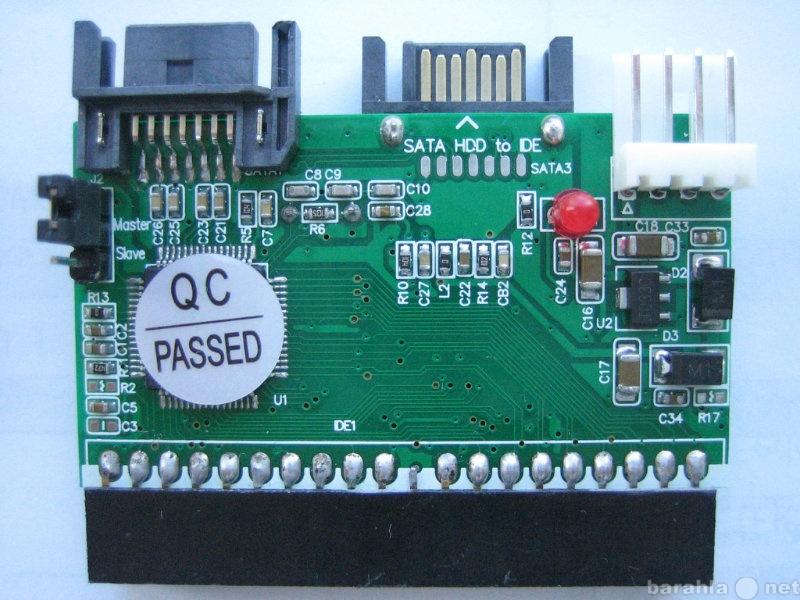 Продам Переходник с 1 IDE порта на 2 SATA у-ва