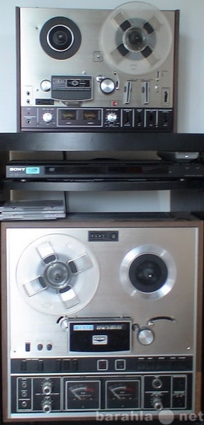 Продам Akai 4000DS, Akai GX-280D