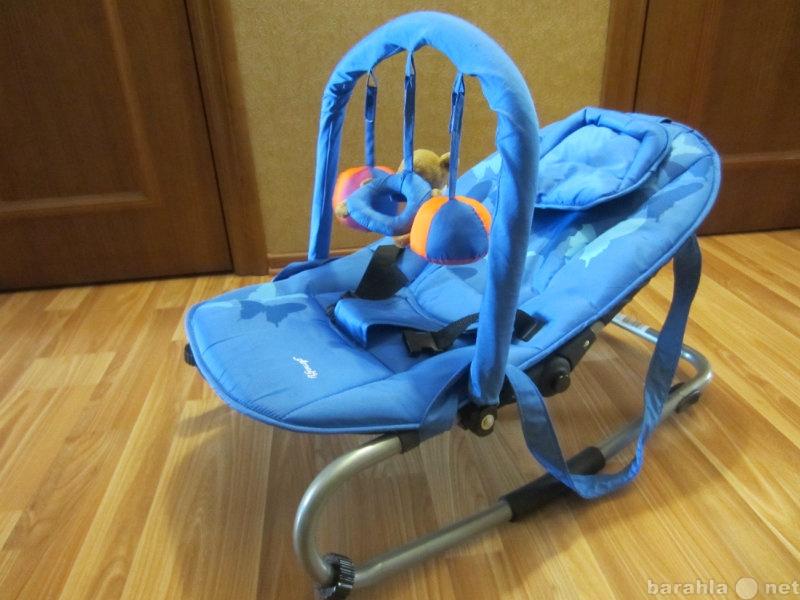 Эта модель рассчитана на детей от рождения и до полугода.