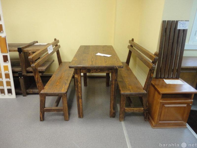 Продам Мебель деревянная садовая