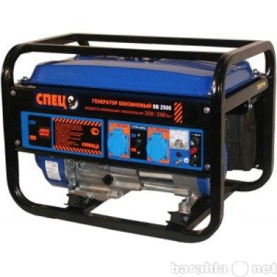 Продам Генератор бензиновый СПЕЦ SB-2500