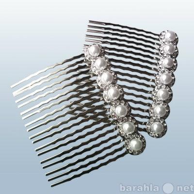 Продам Набор жемчужных гребней для волос