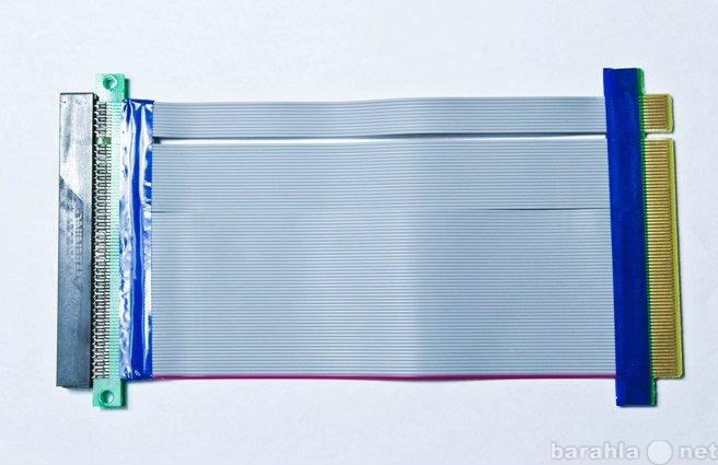 Продам Райзер PCI-E 16x на гибком шлейфе