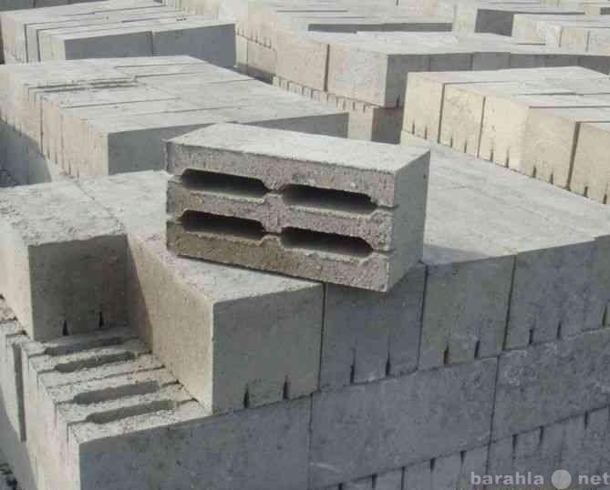 Продам пескобетонные блоки