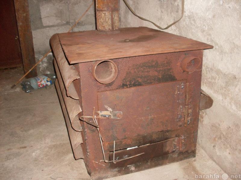 Продам печка для бани садового домика или гараж