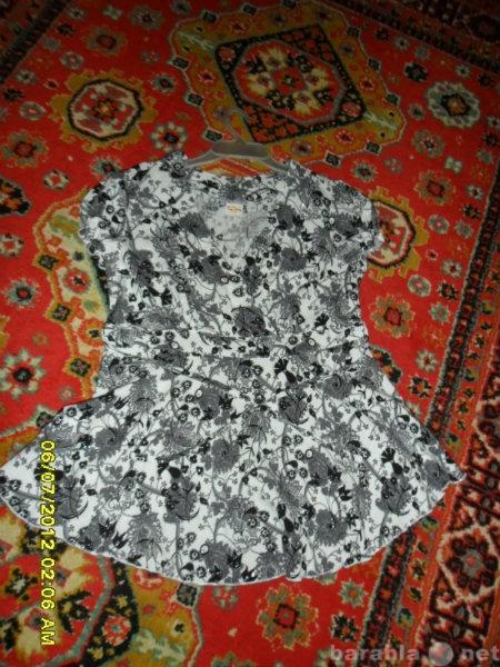 Продам Блузка- туника Flash Mama размер 46-48