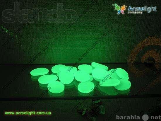 Продам Светящиеся брелки и камни