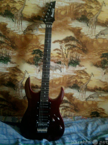 Продам гитару Ibanez gio