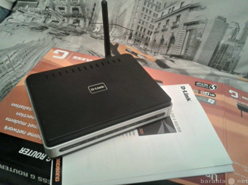Продам Роутер DIR-300 (Wi-Fi)