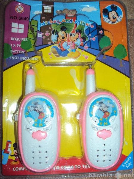 Продам Детская рация (новая) в комплекте 2 раци