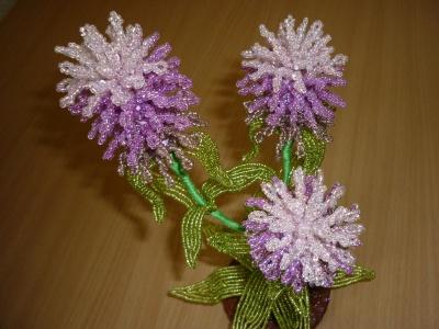 Продам Цветок из бисера. в Красноярске.