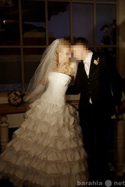 Продам Свадебное платье из Европы
