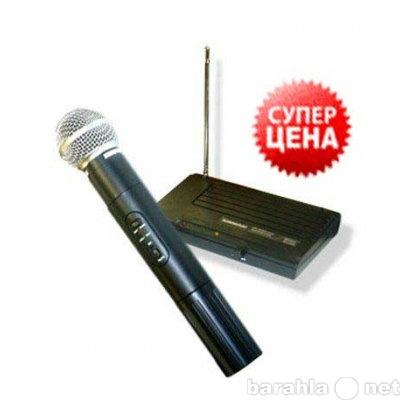 Продам МИКРОФОН SHURE SH 200 радиосистема 1 мик