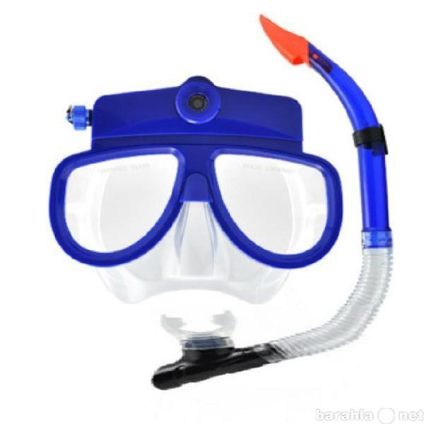 Продам Подводная маска с встроенной видеокамеро