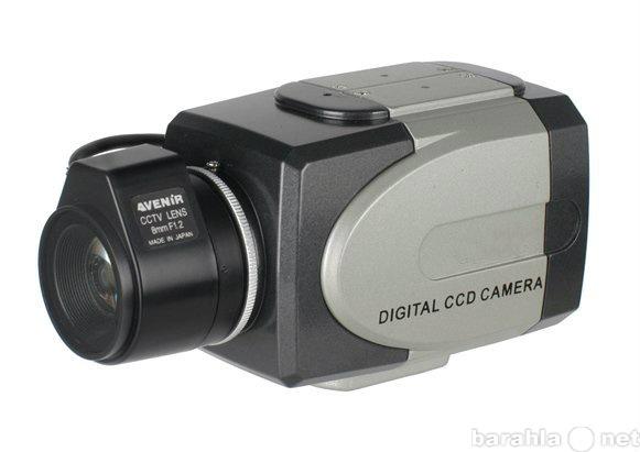 Продам видекамеру набл. 520 ТВЛ фокус 6-60мм