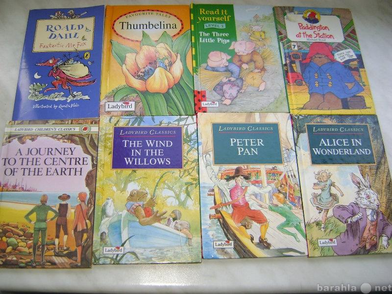 Продам: книги для детей на английском языке