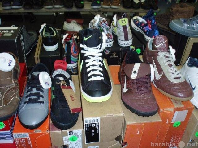 Предложение: Дёшево обувь бренды Сток из Америки