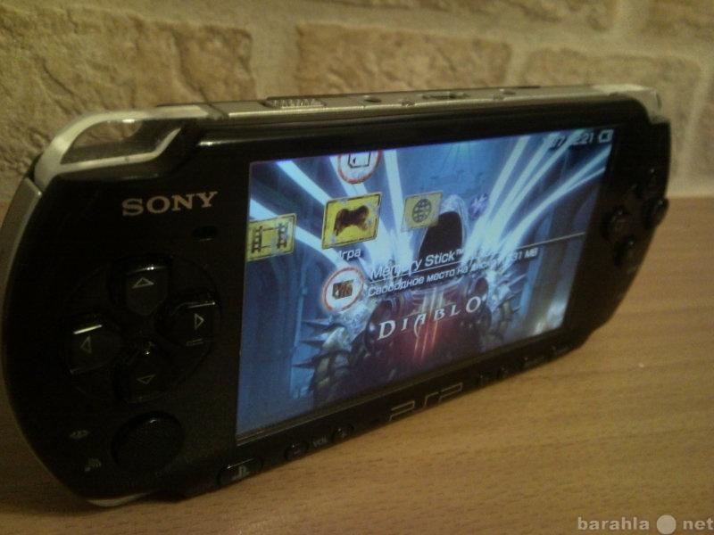 Продам Продам PSP 3008 PB + 4Gb