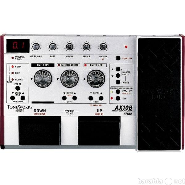 Продам Бас гитарный процессор KORG AX10B