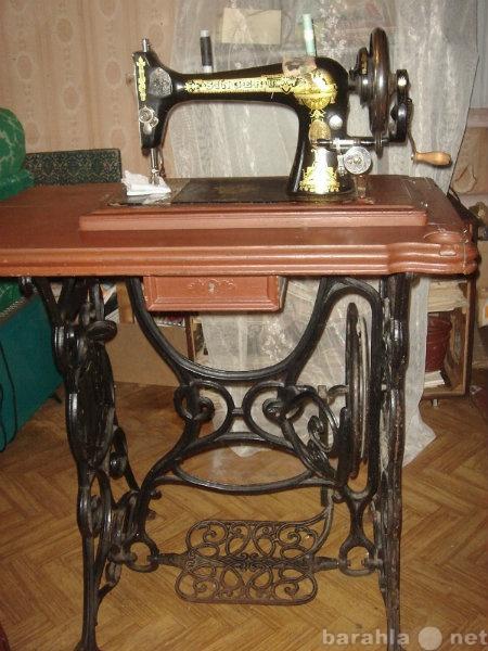 Продам: Швейная машинка SINGER