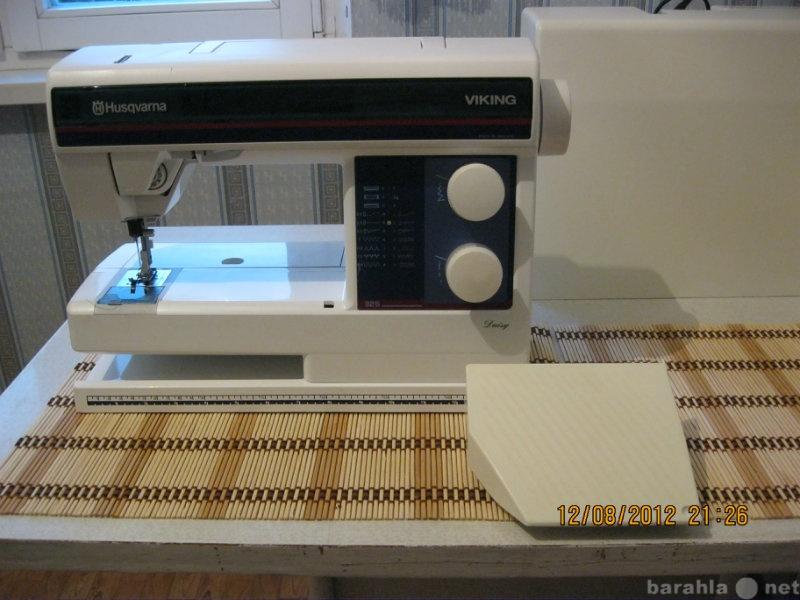 Продам Продам швейную машинку Husqvarna Viking