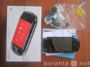 Продам Sony PSP - 3004 PB черный