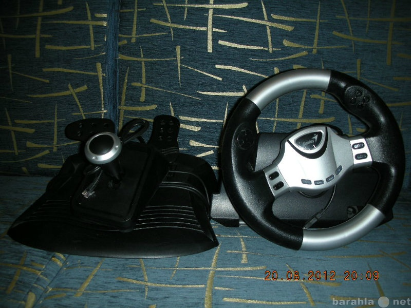 Продам Руль Genius Speed Wheel RV FF