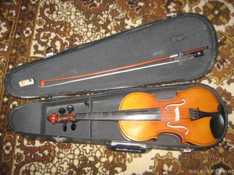 Продам Скрипка размер 3/4 ручной работы Биглер