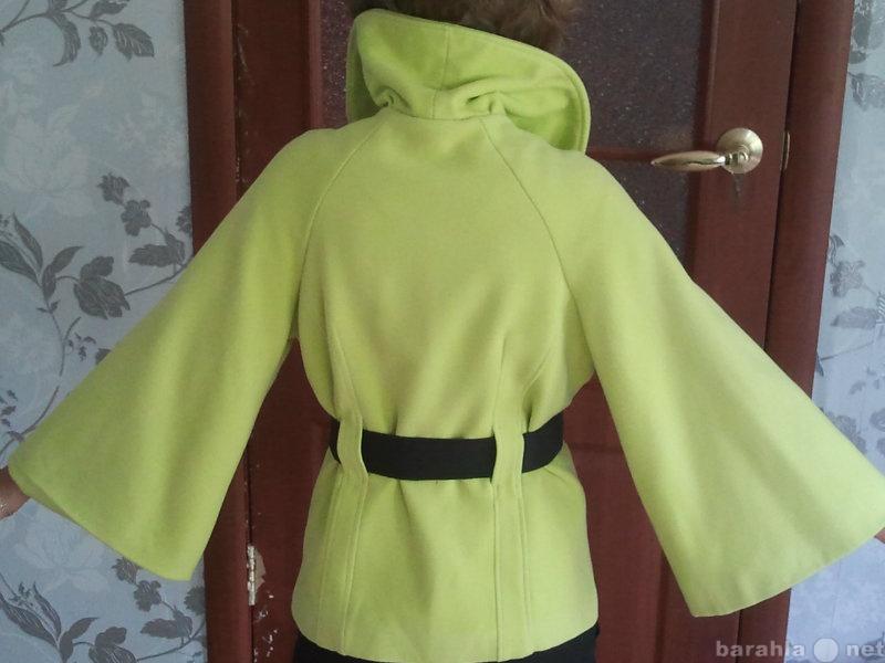 Продам яркое красивое пальто
