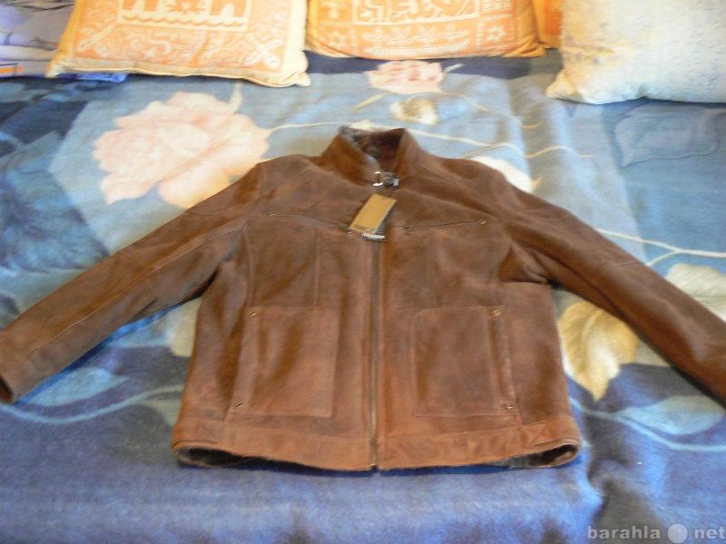 Продам Мужская дублёнка-куртка