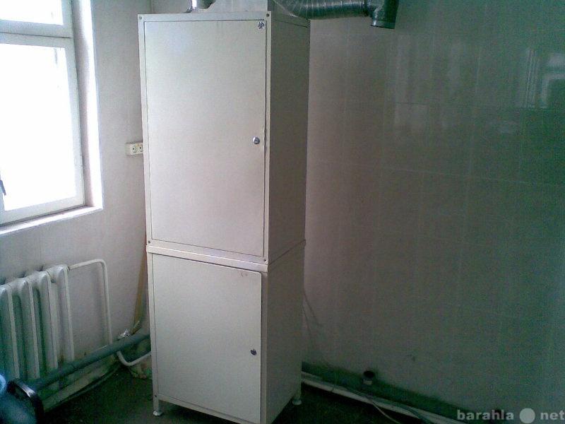 Продам Продам шкаф металлический лабораторный.