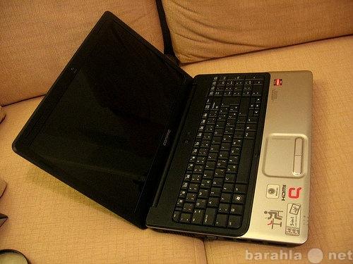 Продам меняю ноутбук hp compaq presario cq61-61