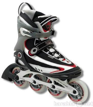 Продам роликовые коньки и скейт