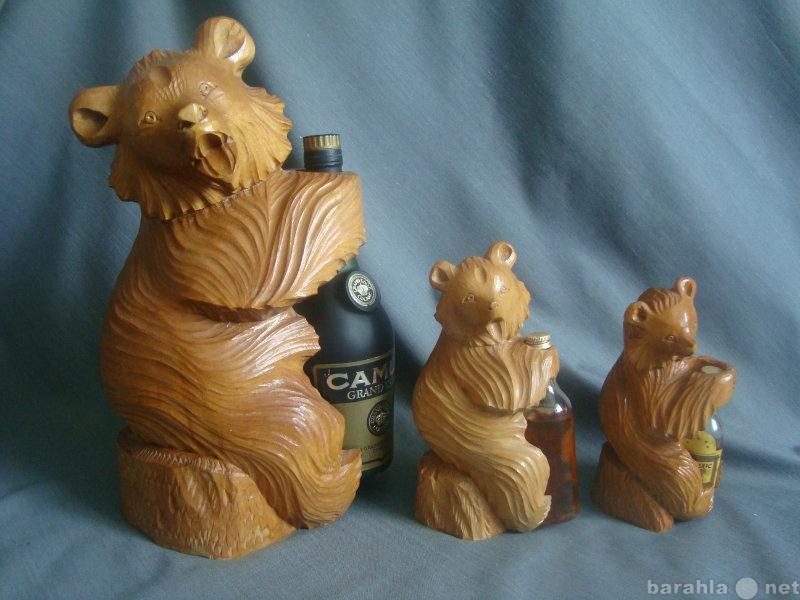 Продам: коллекцию деревянные сатуэтки