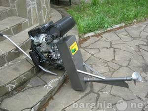 Продам подвесной мотор болотоход
