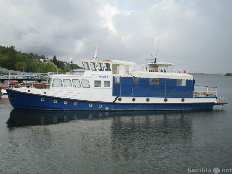 Продам Прогулочное судно на базе Ярнославца
