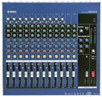 Продам Микшер Yamaha MG 16/4