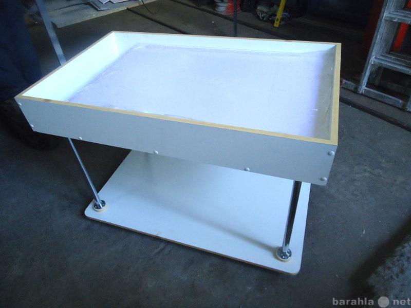 Продам столики для рисования песком