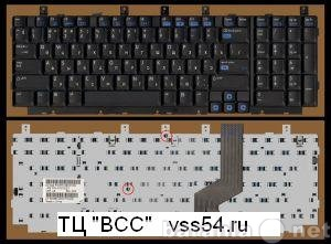 Продам Клавиатура  HP Pavilion DV8000 РУССКАЯ!