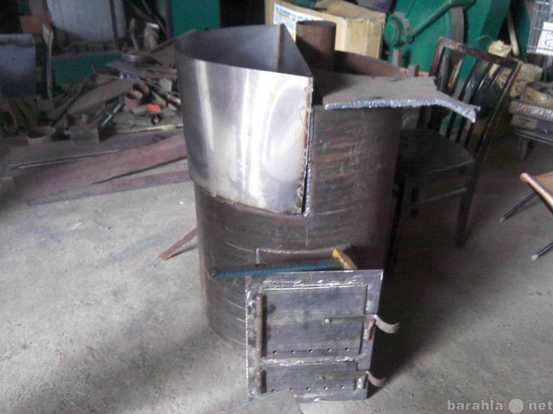 Продам Печь для бани труба Ф 630,720