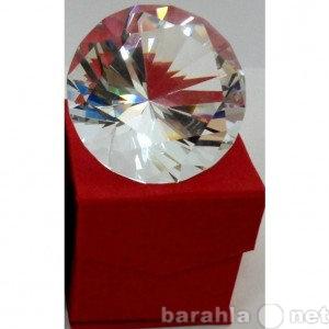 Продам: Хрустальный кристалл огранка бриллиант