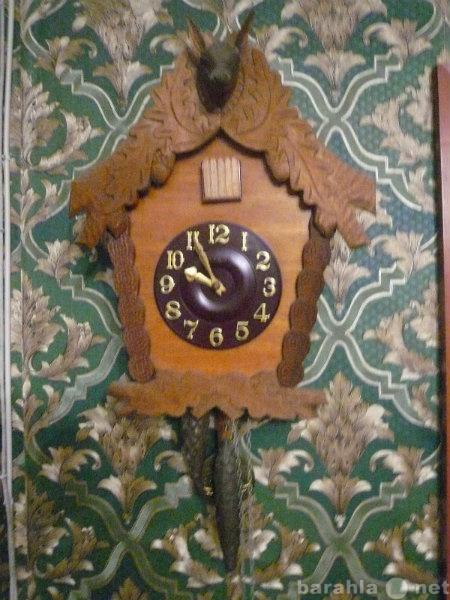 Продам: часы с кукушкой