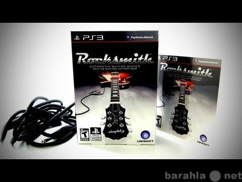 Продам: Rocksmith ps3