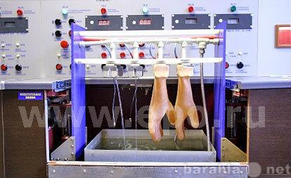 Продам Лаборатории для испытания защитных средс
