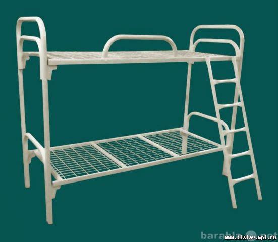 Продам: Кровати металлические, корпусная мебель