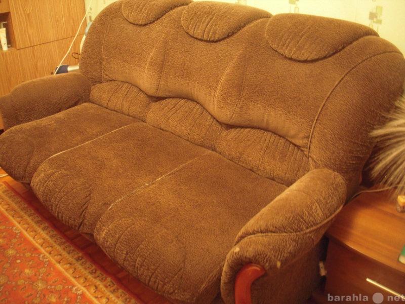 Продам Мягкая мебель НЕ ДОРОГО! СРОЧНО!